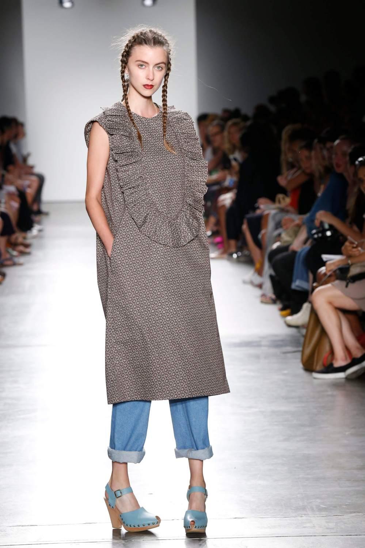 A Detacher s/s 2017 fashion show